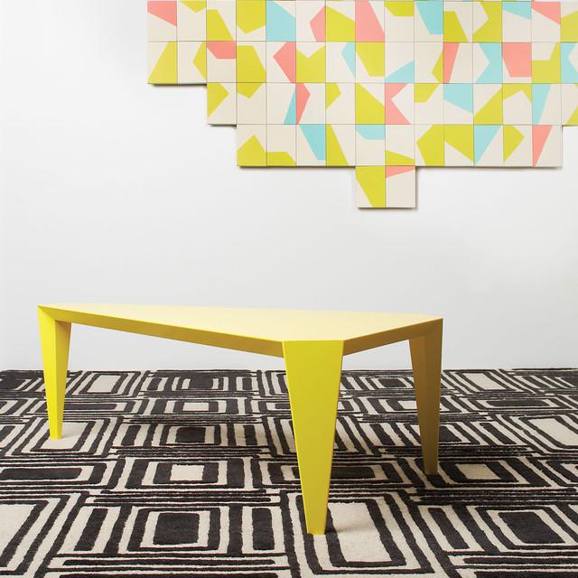 Eli living room contemporary