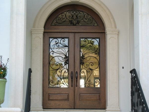 Home entrance door elegant front doors for Elegant front doors
