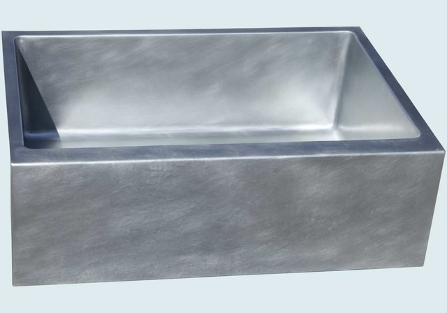 Zinc Bathroom Sinks traditional kitchen sinks ~ befon for .