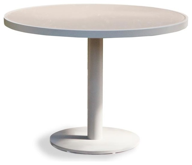 Pier Round Pedestal Dining Table