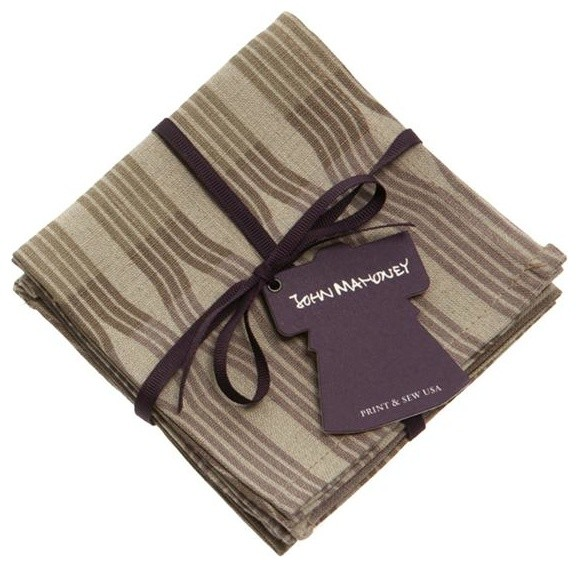 Soba Cocktail Napkins-Thistle napkins