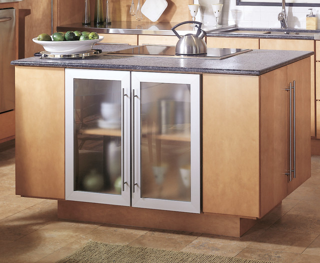 Islands by Wellborn Cabinet, Inc. - Contemporary - other metro - by Wellborn Cabinet, Inc.