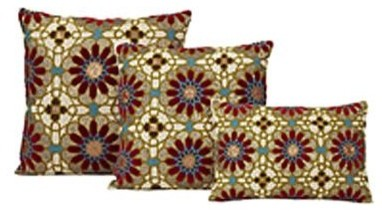 Jamie Young Co. Stella Pillow traditional-decorative-pillows