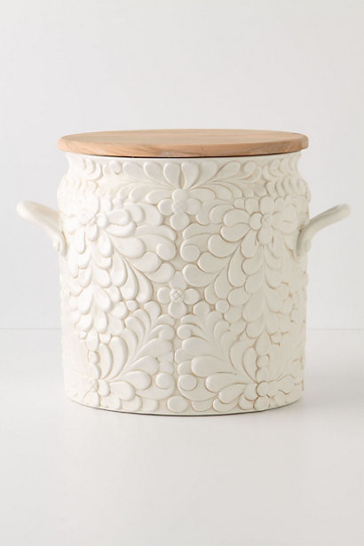 Verdant Bread Bin contemporary food containers and storage