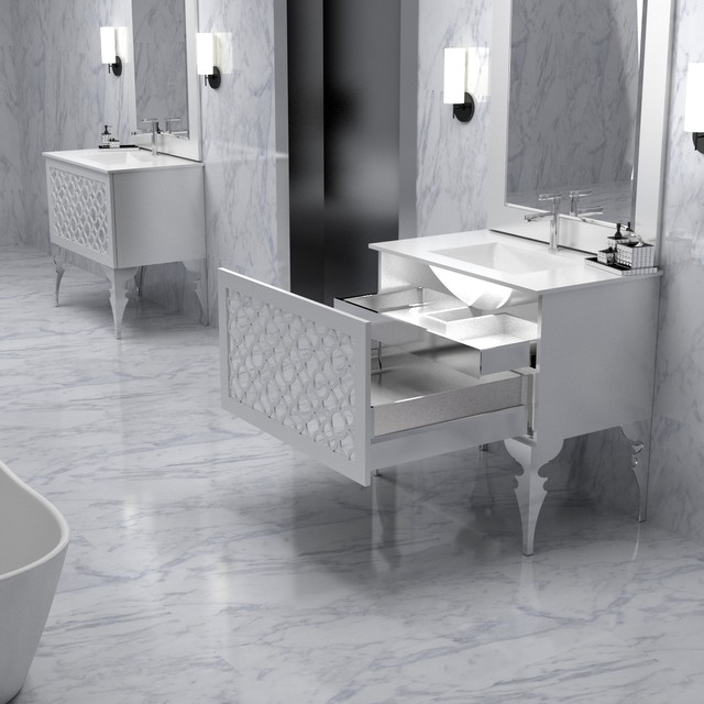 Phantom by The Furniture Guild modern bathroom vanities and sink consoles