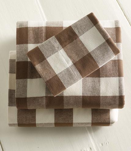 Ultrasoft Flannel Pillowcases, Buffalo Plaid traditional-pillowcases-and-shams