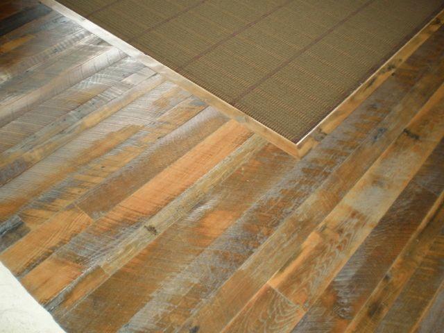 Reclaimed wood flooring hardwood flooring denver by for Hardwood floors denver
