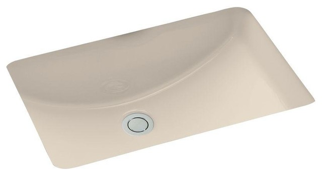 Kohler Ladena Sink : KOHLER Bathroom Ladena Undermount Bathroom Sink in Sandbar K-2214-G9 ...
