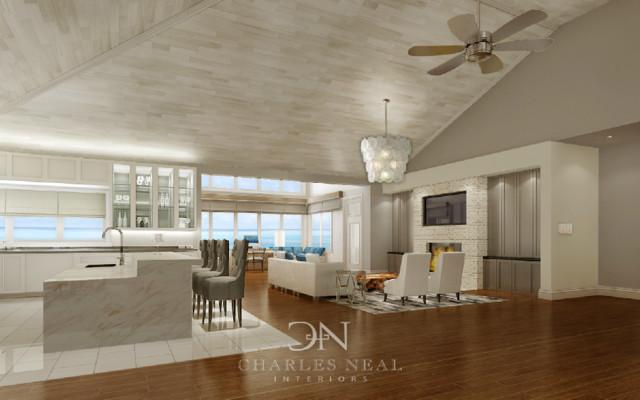 Atlanta interior design contemporary atlanta by - Interior decorators in atlanta ga ...