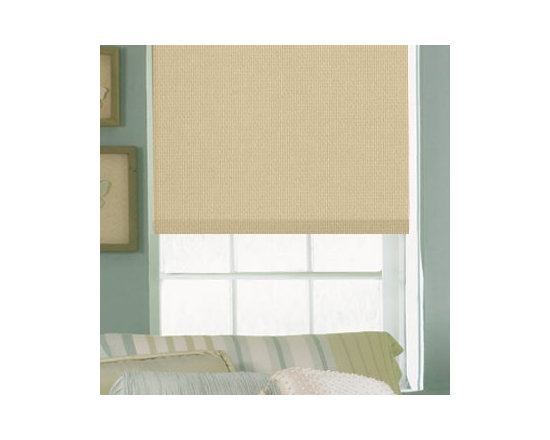 Bali - Bali Roller Shades: Manhattan Room Darkening - Bali offers a variety of roller shades to fill your home with style, function and beauty.