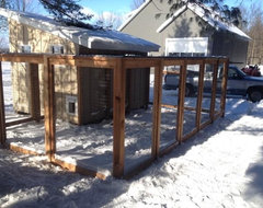 Houzz Call Show Us Your One Of A Kind Chicken Coops