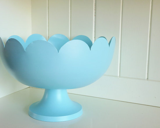 Fruit Bowl - Robin's Egg - Add shape and colour to your kitchen, or any space with this unique, decorative piece!