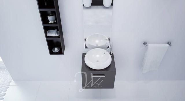 """21.75"""" Orion Single Bath Vanity modern-bathroom-vanities-and-sink-consoles"""