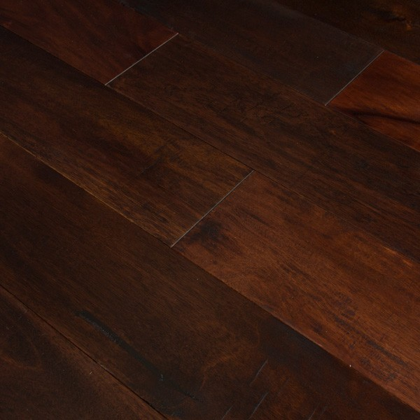 Free samples of 7 cabernet acacia oiled engineered for Floating hardwood floor