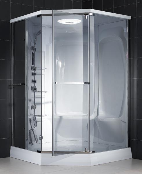 Dreamline Neptune Jetted & Steam Shower showers