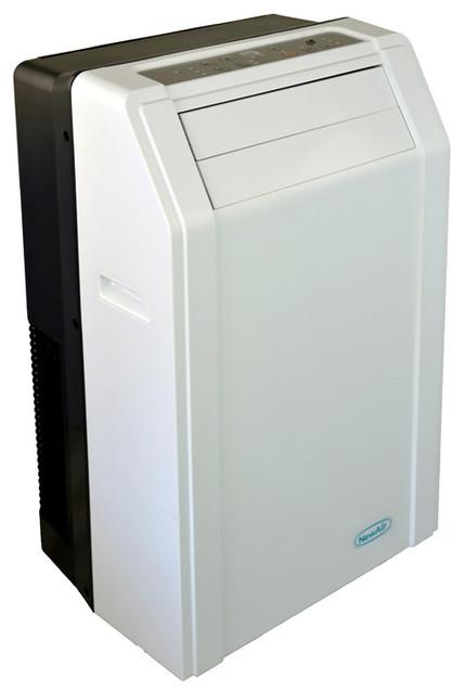 NewAir AC-12100E Portable Air Conditioner - Contemporary ...
