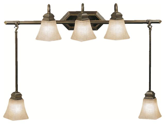 24 original transitional bathroom lighting for Transitional bathroom lighting