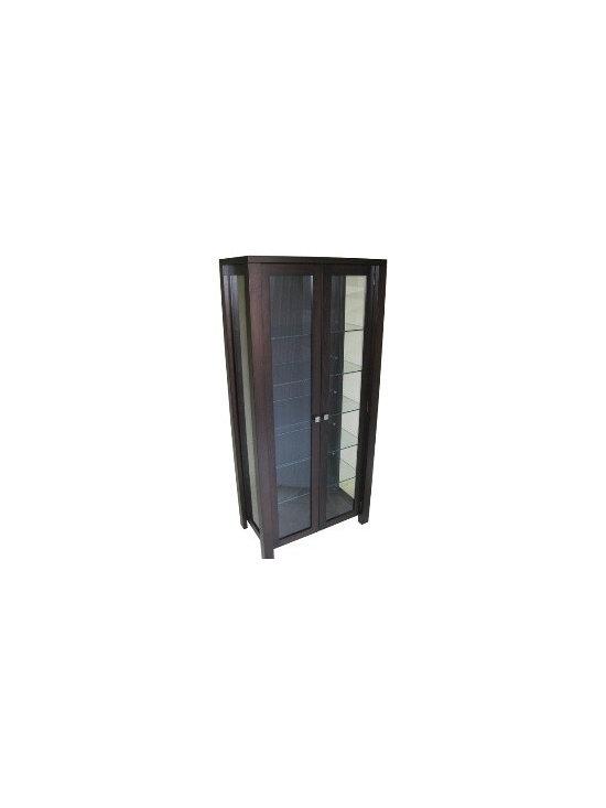 Creative Home Furnishings - Boxwood Furniture - Boxwood Curio