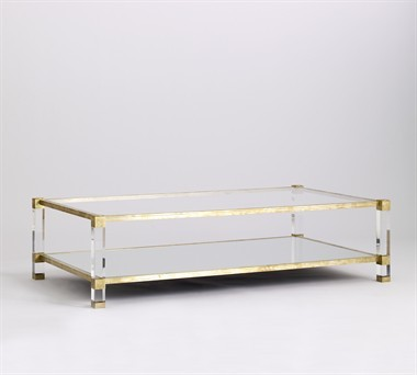 Harrison Coffee Table by Jan Showers contemporary coffee tables