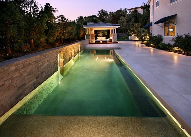 AMS Landscape Design Studios contemporary-exterior