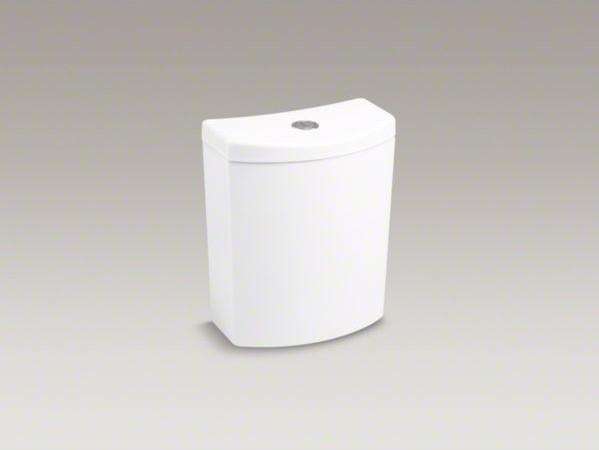 KOHLER Persuade(R) Curv dual-flush tank contemporary-toilets