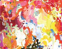Antonia Print eclectic-artwork