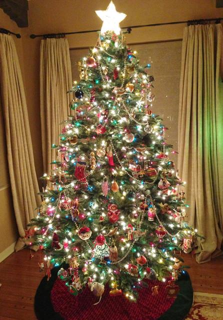 BH Noble Fir™ Artificial Christmas Tree contemporary