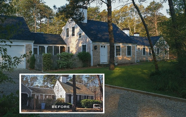 Crow's Pond House traditional