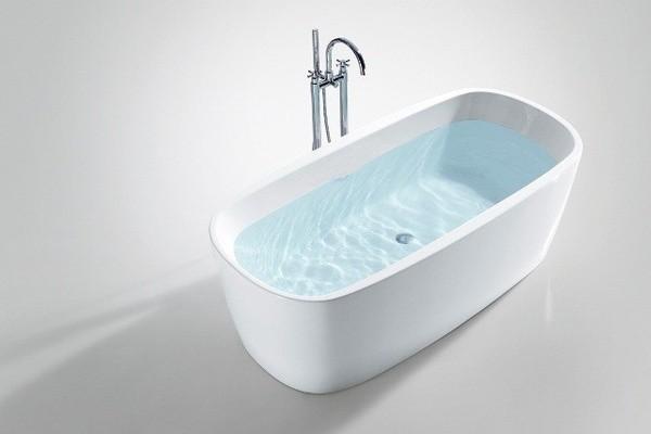 Aruba Freestanding Bath Tub Modern Bathtubs