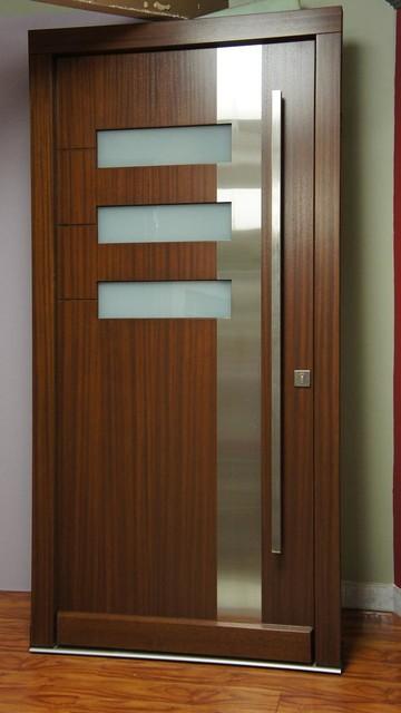 modern exterior door model 017 modern front doors
