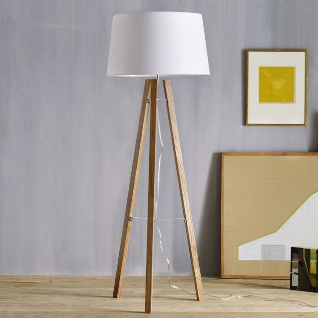 Floor Lamps Wood Homes Decoration Tips