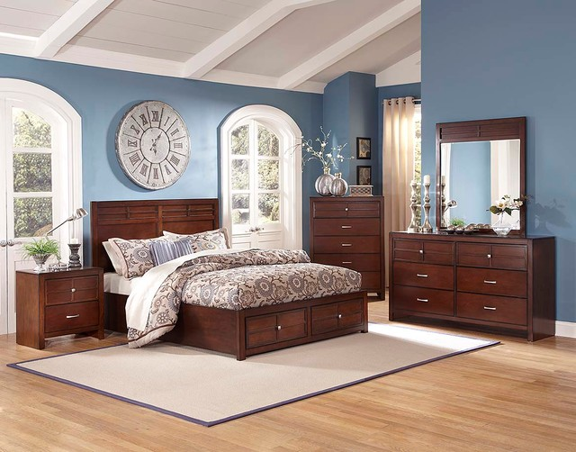 new classic furniture kensington bedroom collection