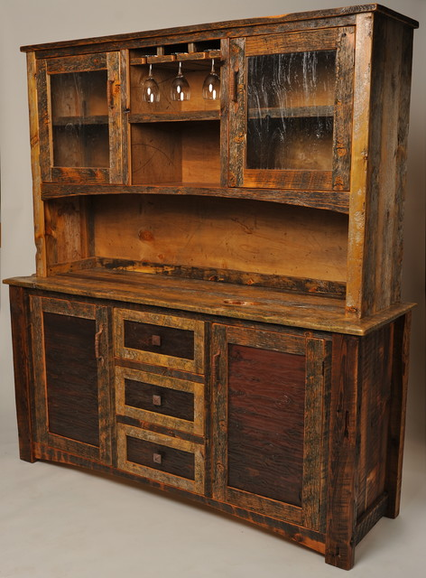 Rustic Furniture Portfolio Buffets And