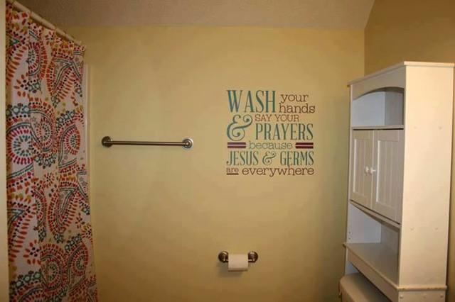 Bathroom Ideas wall-decals