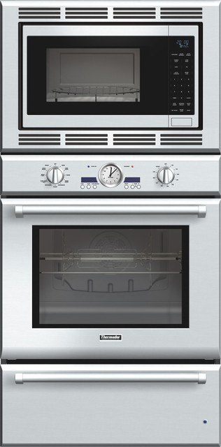 Professional Series 30 Inch Triple Combination Wall Oven