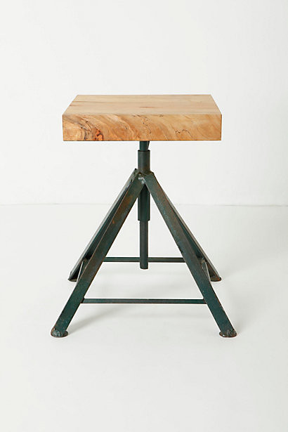 Sculptor's Stand, Small contemporary-side-tables-and-end-tables