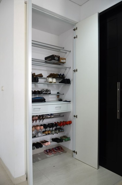 Domino Home & Office System modern-shoe-storage