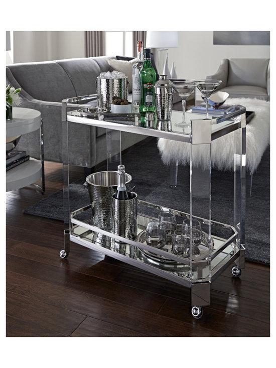 Melrose Bar Cart -