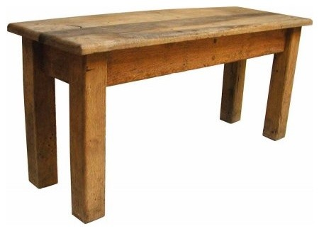 Ranchers Rustic Bench traditional-dining-benches