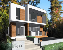 TR House :: Proposed contemporary-rendering