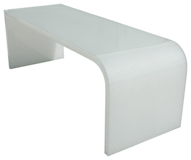 Honeycomb Desk modern-desks-and-hutches