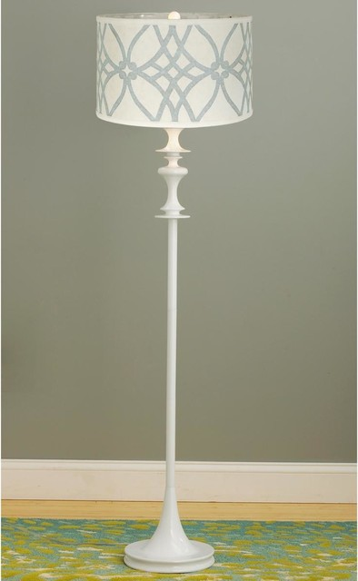Mix and Match Floor Lamp Base without Shade - lamp shades - by