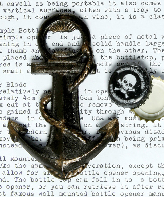 Anchor Bottle Opener - Natural transitional-wine-and-bar-tools