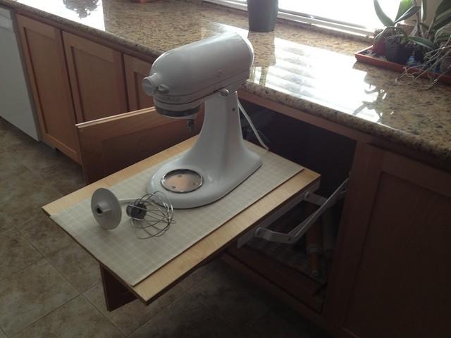 Cabinet Accessories modern-mixers