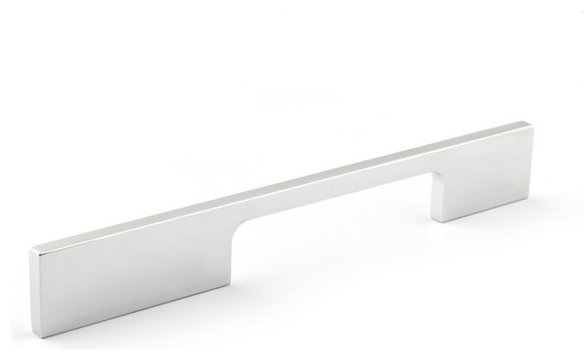 Contemporary Metal Pull - 720 - Bp720640195 - Modern - Cabinet And Drawer Handle Pulls - by ...