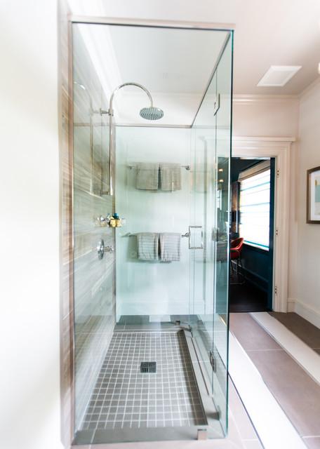 Pasadena Showcase Of Design 2015 Industrial Bathroom