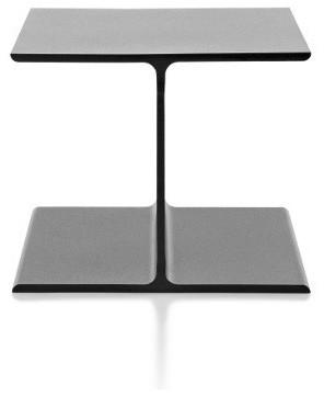 Herman Miller | Ward Bennett I-Beam Side Table modern-side-tables-and-end-tables