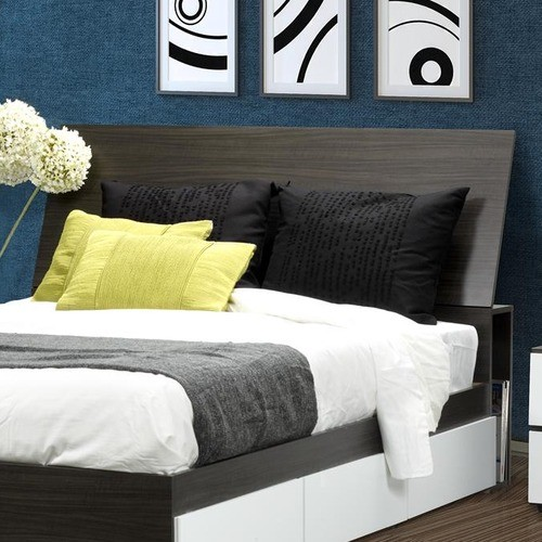 Allure Storage Headboard - modern - headboards - by Wayfair