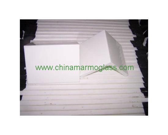 Marmoglass Nanoglass Step Riser - Marmoglass Stone Step Riser Stair - China Marmoglass Co.,Limited