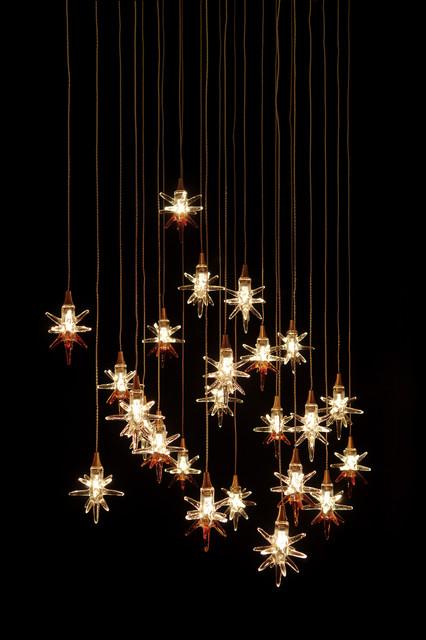 Stars - Eclectic - Pendant Lighting - new york - by Shakúff